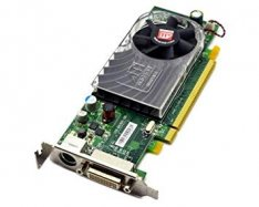 Grafická karta ATI Radeon HD3450 256 MB PCI express x16, DMS-59, S-Video, low profile