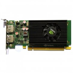 Grafická karta nVidia Quadro NVS 310 512MB DDR3, PCI express x16, 2x Displayport, low profile
