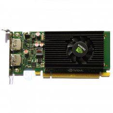 Grafická karta nVidia Quadro NVS 310 1GB DDR3, PCI express x16, 2x Displayport, low profile